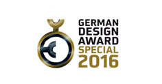German Design Award Special 2016 - Absolute Phono
