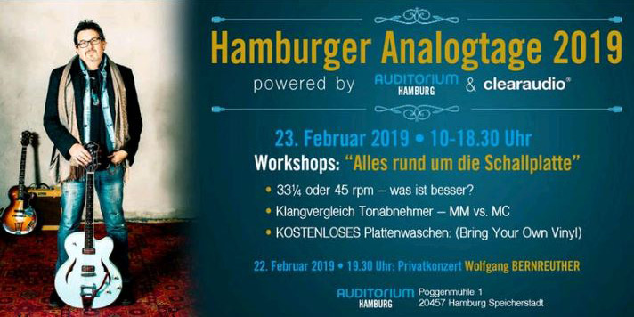 Hamburger Analogtage 2019