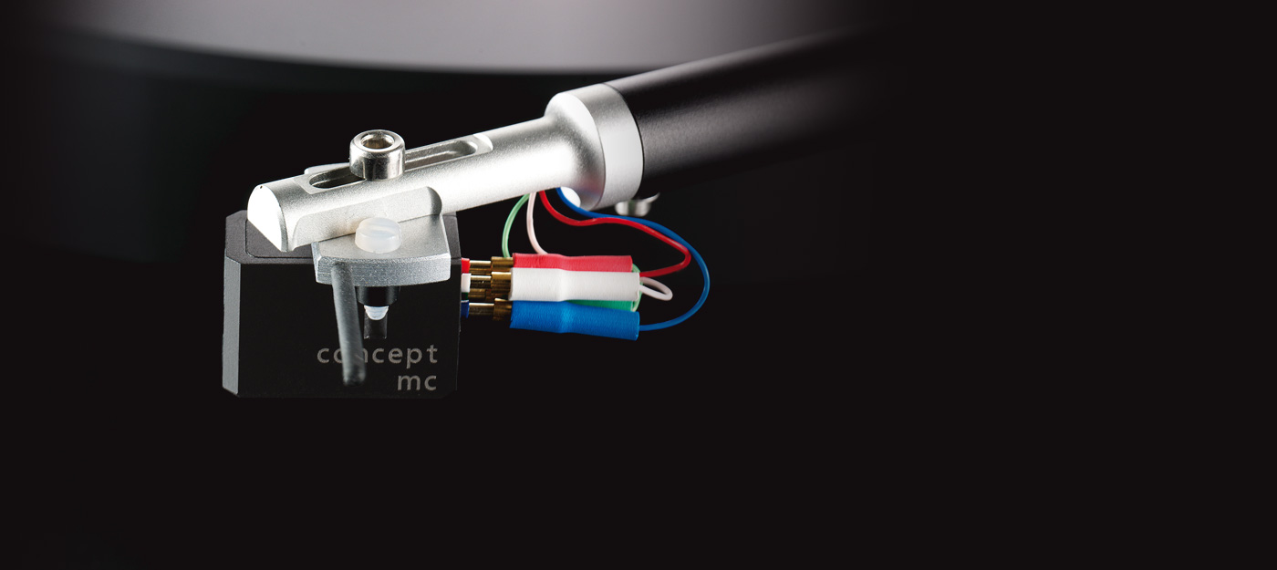 Clearaudio performance dc turntable package - Detail 02 Jpg
