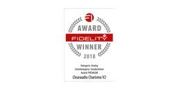 Award Premium 2018 Fidelity