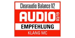 Audio Empfehlung Klang MC