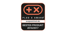 Plus X Best Product 2016/2017