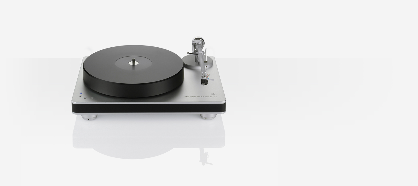 Clearaudio performance dc turntable package - Performance Dc