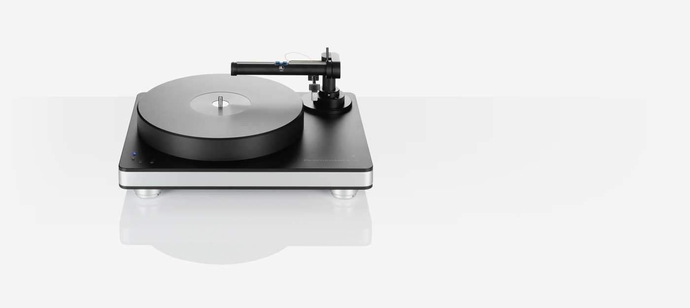 Clearaudio performance dc turntable package - The Performance Dc Is The Most Advanced Of Our Packages Combining Turntable Tonearm And Cartridge