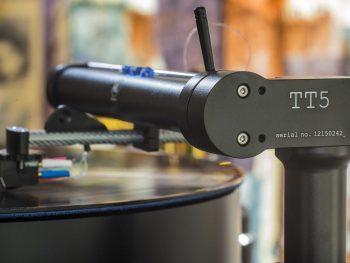Permalink zu:Kurzes Stück – langes Glück: Der Tangential-Tonarm TT5