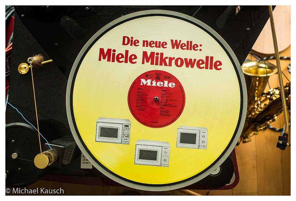 picture disc Miele