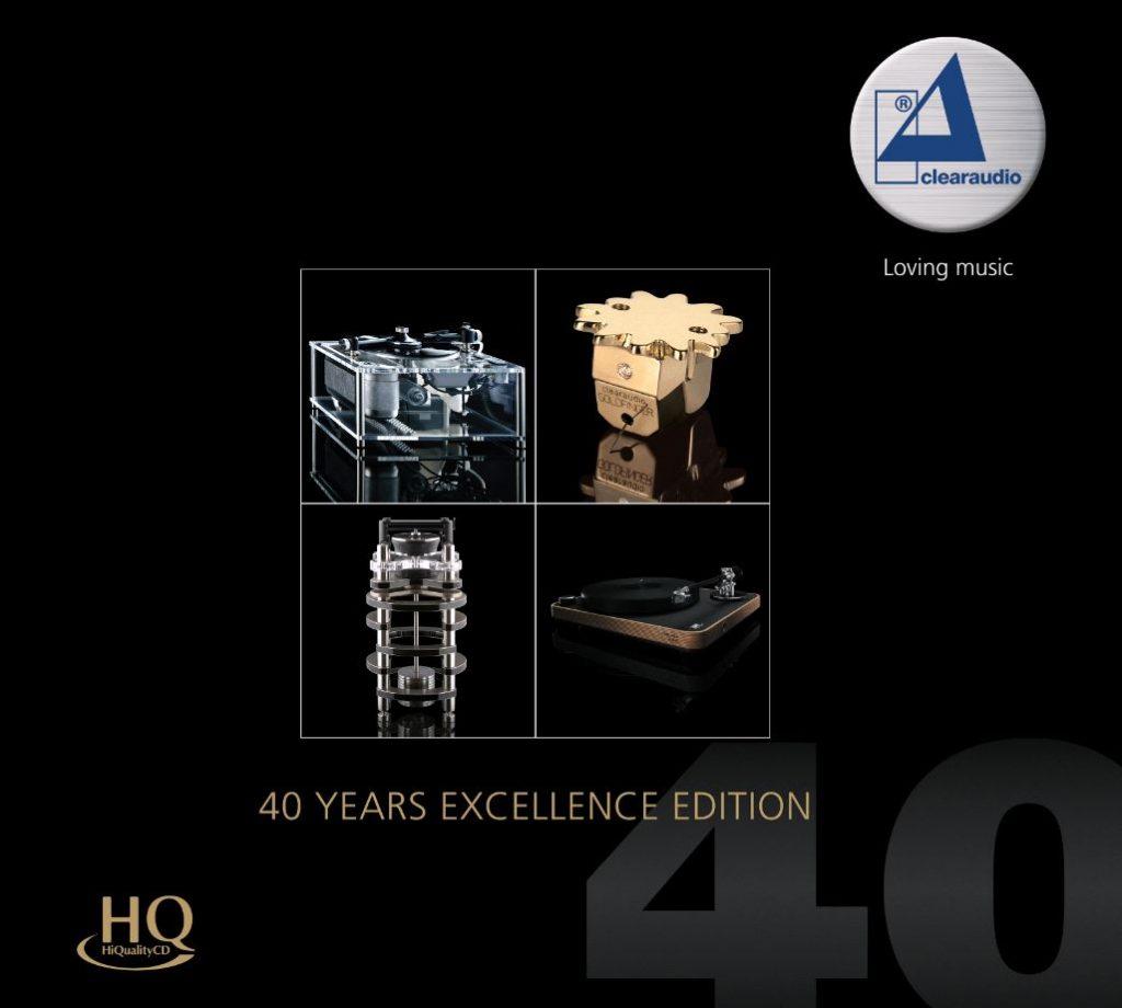 40 Jahre clearaudio - Das Album